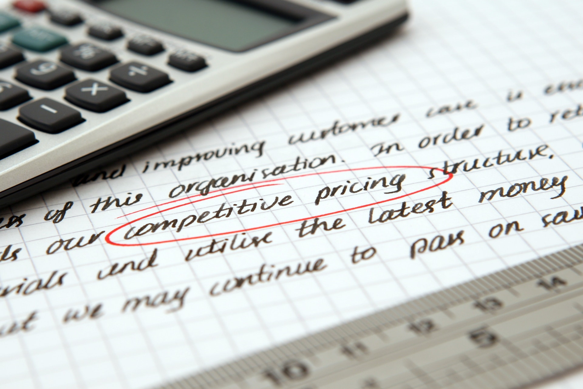 Is your pricing strategy going to survive today's business reality?